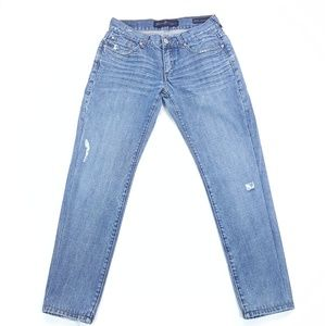Seven7 Mens 29x34   Relaxed Flap Skinny Jean Taper